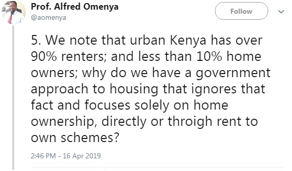 5 - Kenyan Professor breaks down the #HousingFundLevy and reveals how UHURU intends to steal from Kenyans