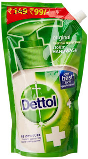 Dettol Liquid Soap Refill Original