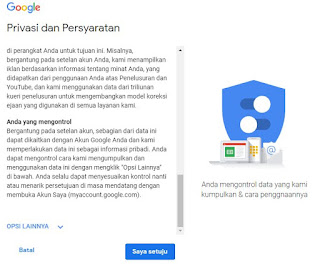 gmail, kebijakan gmail, internet, google, daftar gmail