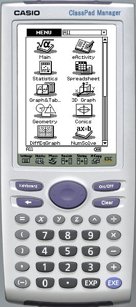 emulador casio classpad 330