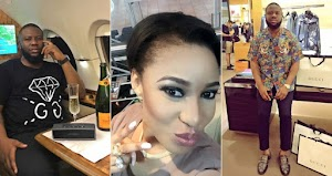 """""""God, If this life is fake, I don't want a real life"""" — Hushpuppi says as Tonto Dikeh follows him back on Instagram"""