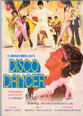 Disco Dancer Hindi Songs MP3