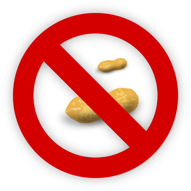 If you have an allergy to certain foods, nuts, for example, Balance your diet by increasing consumption of fiber
