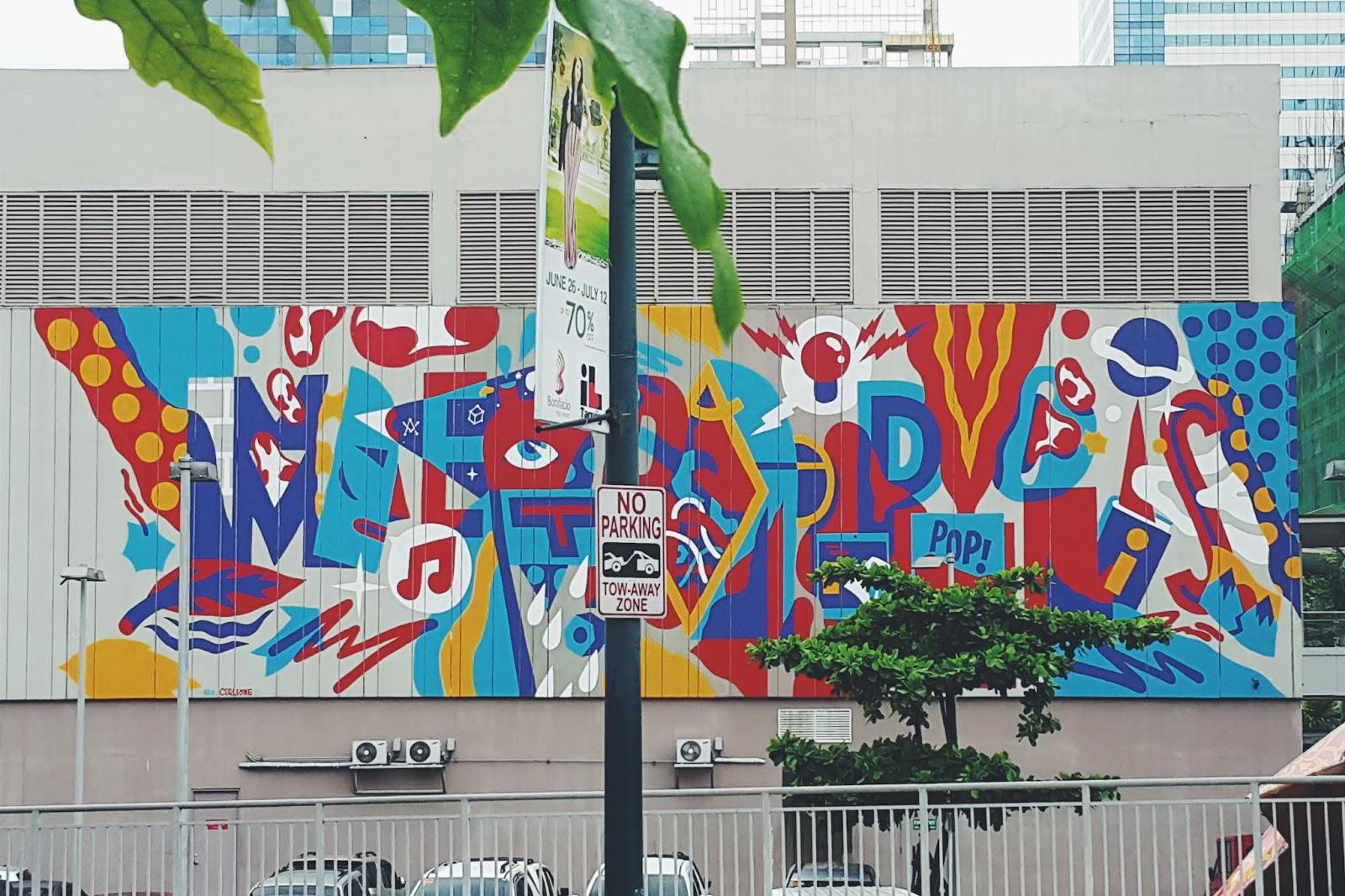 graffiti hunt at bgc leftoverjinx