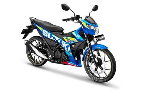 Spesifikasi dan Harga Motor Suzuki Satria F150 Injeksi Terbaru