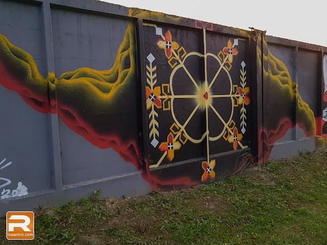 grafit Loka maģistrāle Jelgavā