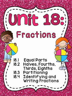 Fractions worksheets games and activities that are so much fun and differentiated for first grade