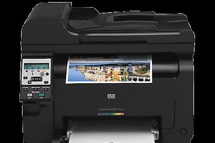 Descargar Driver HP LaserJet Pro 100 color MFP M175nw