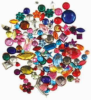 Gems for arts and crafts