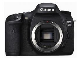 Canon EOS 7D ファームウエア Version 2.0.6
