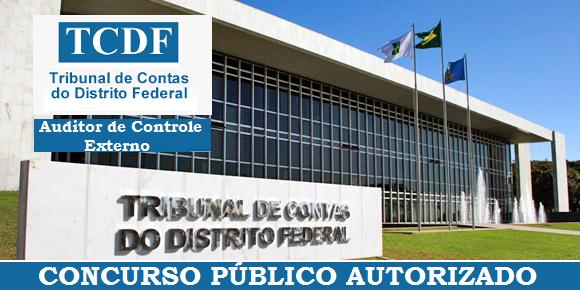 TCDF do Distrito Federal divulga comissão de próximo concurso