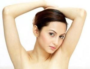 How to Whiten Skin Underarm