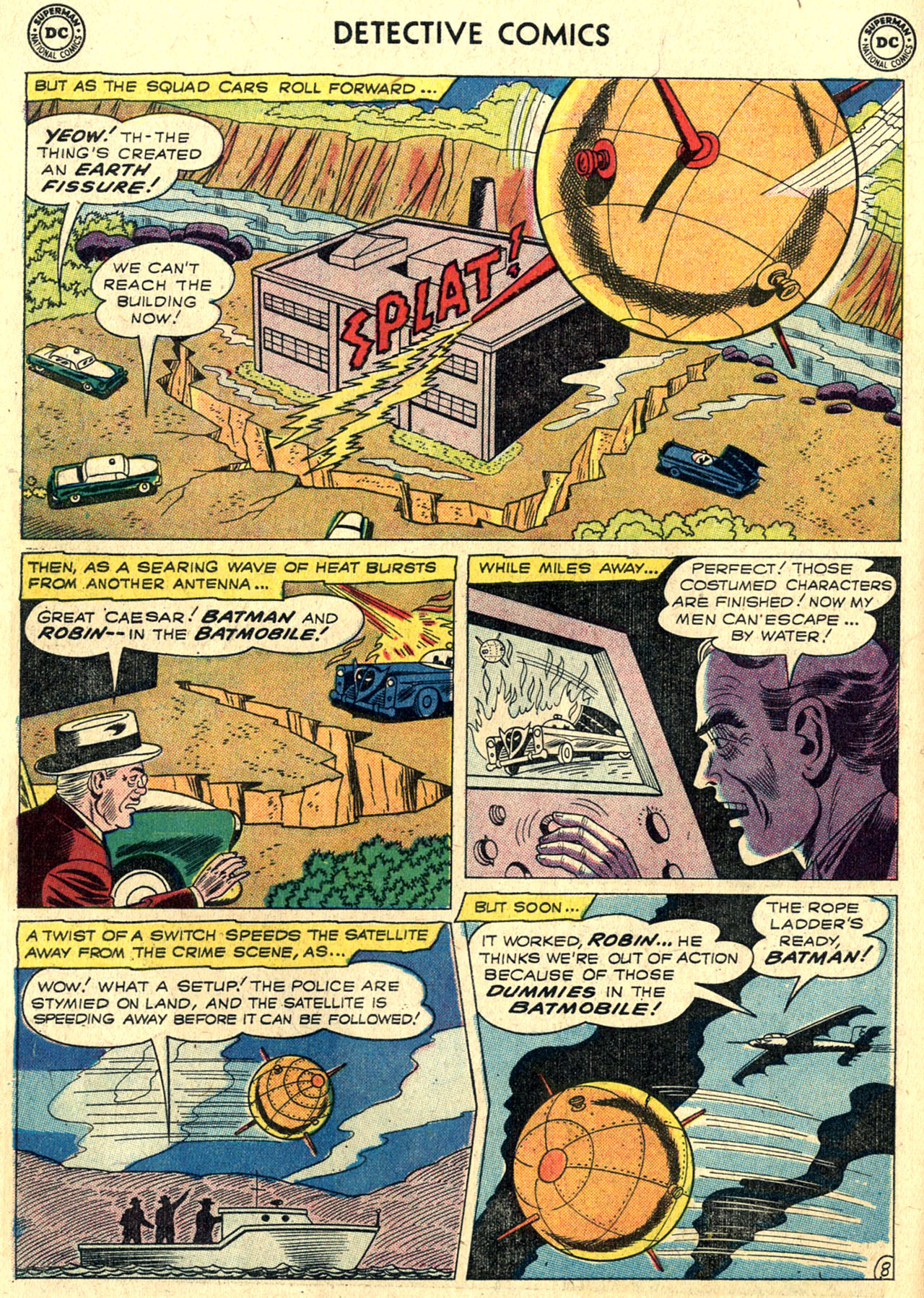 Detective Comics (1937) 266 Page 9