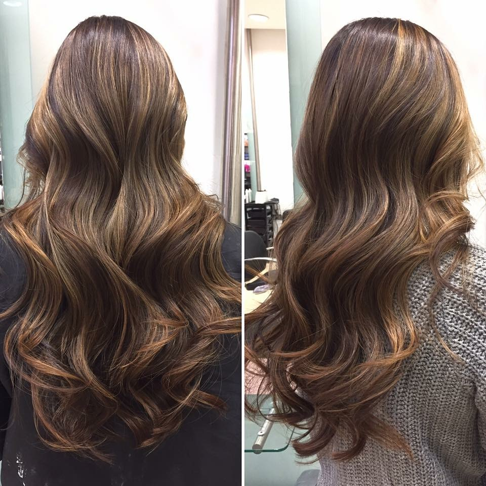 How to get dark to light hair before and after
