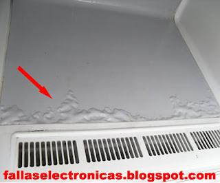 como solucionar fuga de gas en el freezer