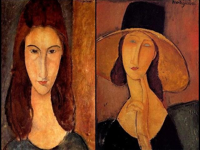 Amedeo Modigliani: Jeanne Hébuterne