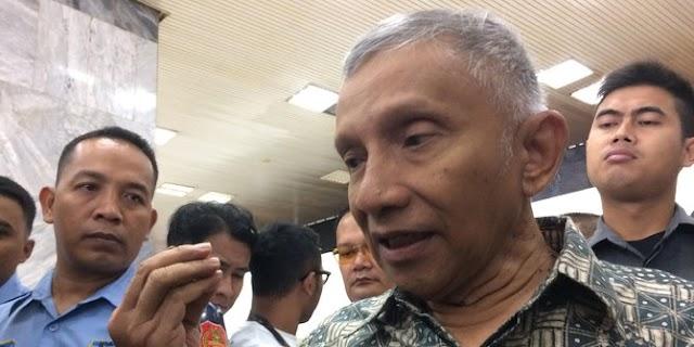 Memalukan, Amien Curiga Jokowi Akan Putarbalikan Sejarah di Film G30 S PKI, Dasar Sengkuni