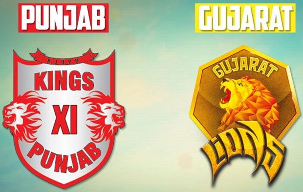 Kings XI Punjab vs Gujarat Lions Match preview