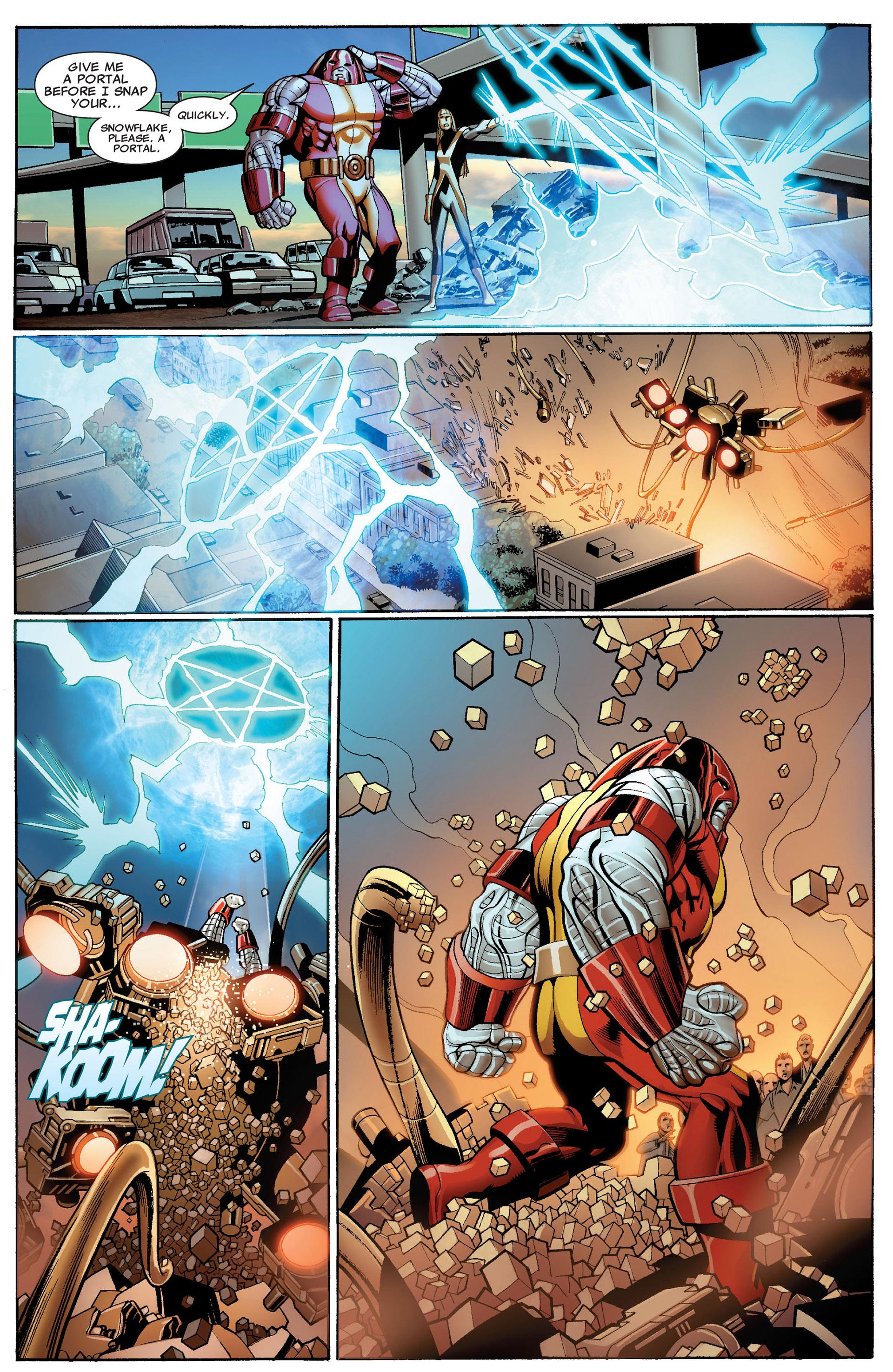 Read online Uncanny X-Men (2012) comic -  Issue #1 - 24