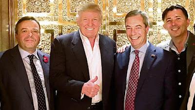 Обнажилось «золотое соединительное звено» между поборником «Брекзита» Бэнксом и Кремлем — The Sunday Times