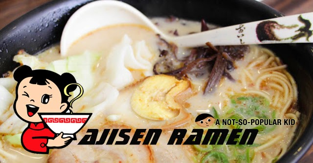 Ajisen Ramen in 3rd Floor Midtown Wing of Robinsons Place Ermita