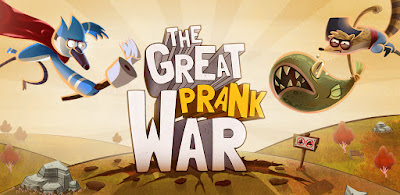 Download Game Android Gratis Great Prank War apk + data