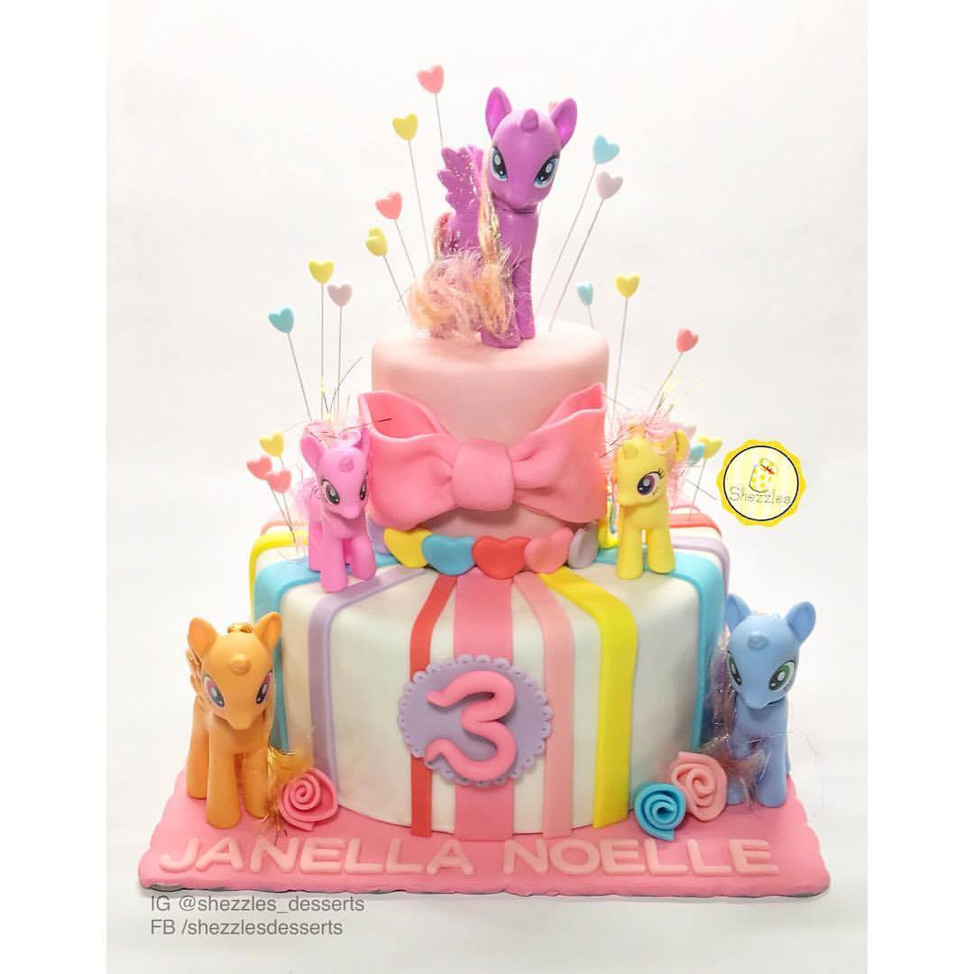 My Little Pony Birthday Theme