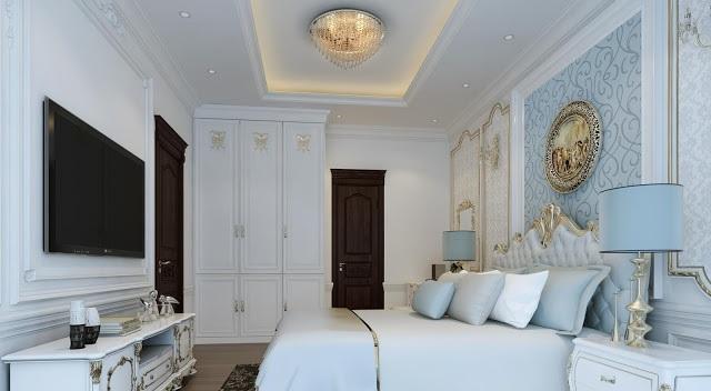 Phong cách thiết kế căn hộ 4 phòng ngủ cao cấp rất được ưa chuộng hiện nay - H5