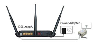 DSL-2888A, Wireless Router, ADSL/VDSL,