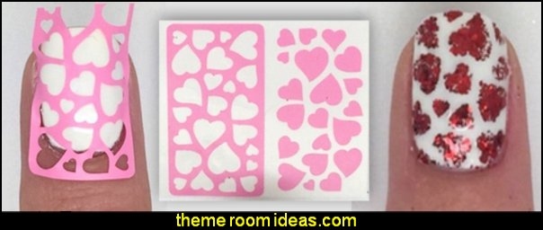 Nail Art Stickers Decals Decorations Water