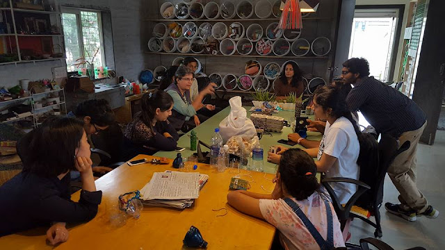 ScrapLap workshop on recycling