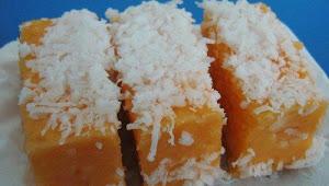 Cara Membuat Getuk Singkong Gula Merah