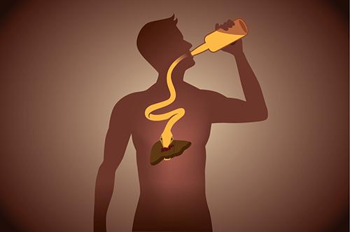 7 علامات يظهرها الجسم... تدل على وجود السموم بالكبد
