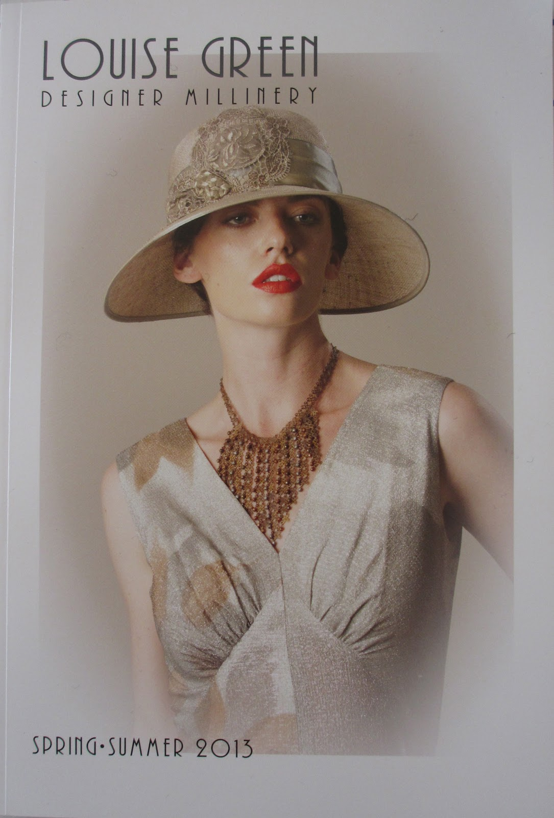 4385e6d97 WeSew: Hats off to Louise Green