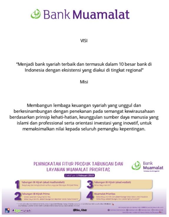 Hijrah Kaffah Bersama Ayohijrah Dari Bank Muamalat Indonesia Jejak Kehidupan