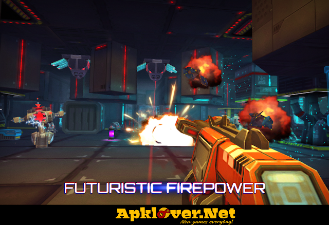 Neon Shadow MOD APK unlimited ammo
