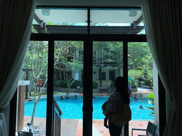 Review Kinrara Resort - Bercuti dalam bandar