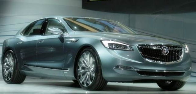 2018 Buick LaCrosse Redesign