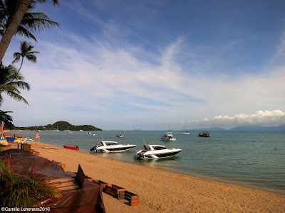Koh Samui, Thailand daily weather update; 16th October, 2016