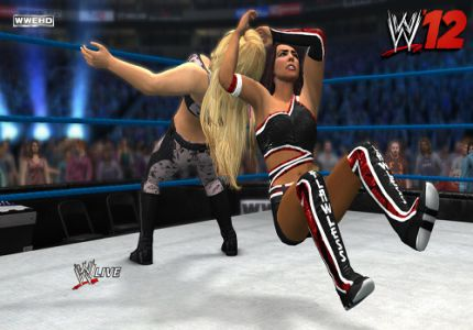 WWE 12 Free Download For PC
