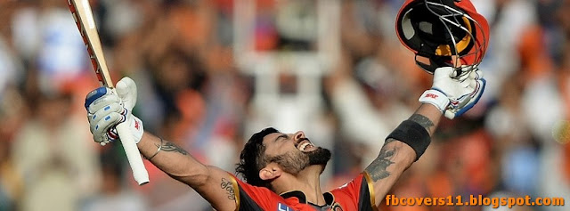 Virat Kohli RCB Facebook Cover Photos 2016