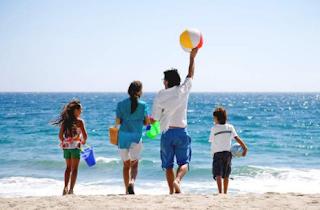 Rekomendasi Liburan Terbaik Adalah Pergi Ke Pantai