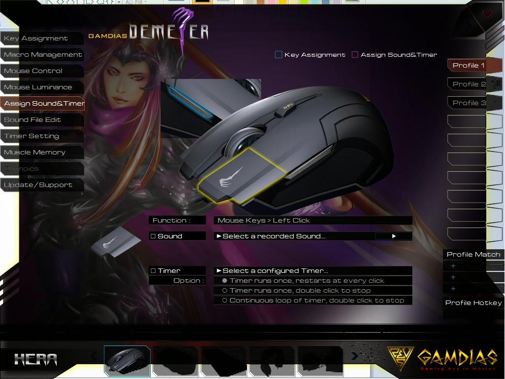Gamdias Demeter Optical Gaming Mouse 14