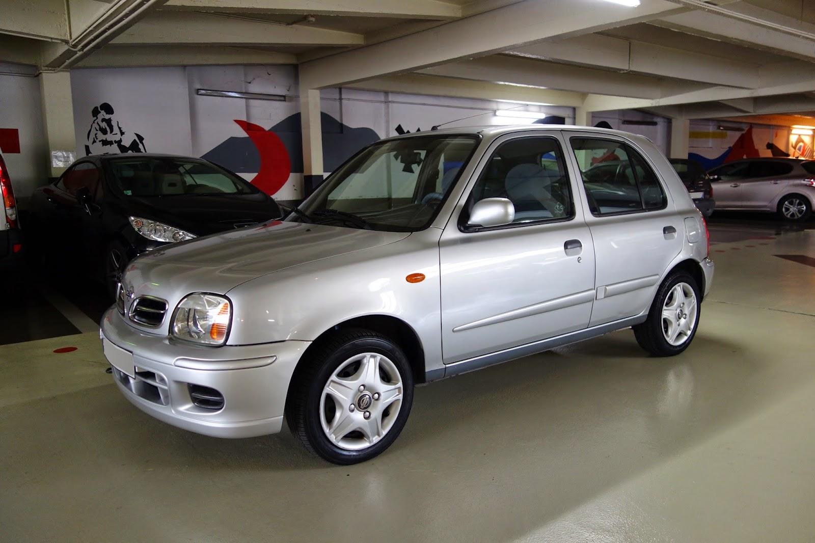 autocoach d p t vente automobile paris nissan micra 1 0l confort 60ch 5 portes 2002. Black Bedroom Furniture Sets. Home Design Ideas