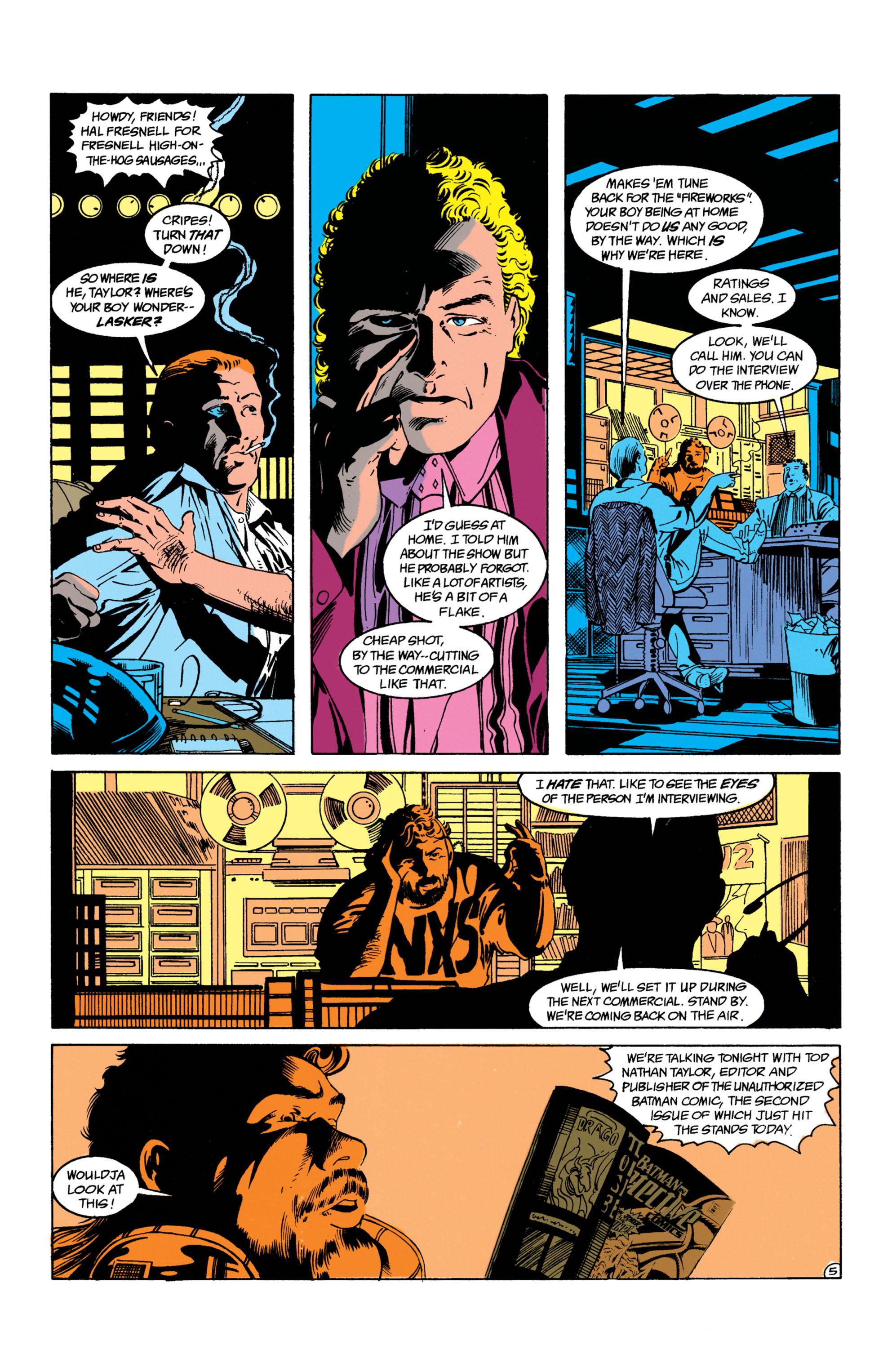 Detective Comics (1937) 623 Page 5