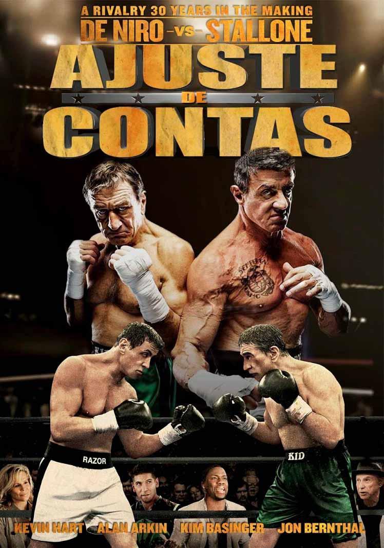 Ajuste de Contas Torrent - Blu-ray Rip 720p e 1080p Dual Áudio (2014)