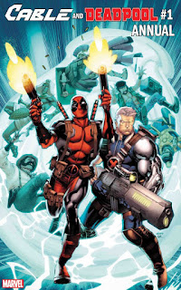 "En agosto llega ""Cable and Deadpool Annual Nº 1"""