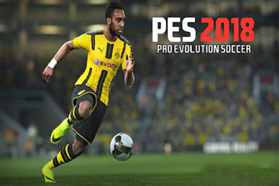 Download PES 2018 PPSSPP ISO + Save Data For Android