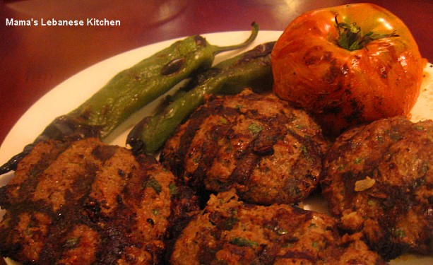 Kafta usually refers to spiced ground meat that can be fried Grilled Kafta Kabob Recipe – Kafta Mishwiyyeh