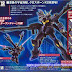 Robot Damashii (SIDE MS) Crossbone Gundam X2 (Full Action Ver.) - Release Info